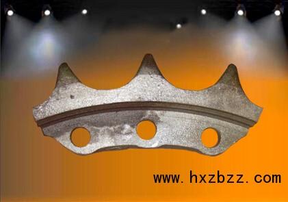 链轮齿块2